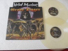GRAVE DIGGER - KNIGHTS OF THE CROSS - DUPLO (VINIL)