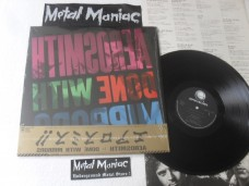 AEROSMITH - DONE WITH MIRRORS (VINIL)