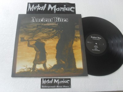 ANCIENT RITES - FATHERLAND - (VINIL)