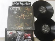 ASPHIX - LIVE DEATH DOOM - DUPLO (VINIL)