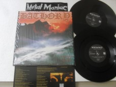 BATHORY - TWILIGHT OF THE GODS - DUPLO - (VINIL)