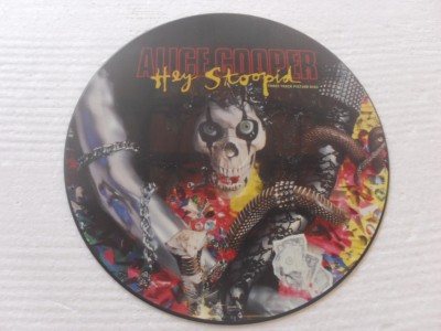 ALICE COOPER - HEY STUPID - PICTURE (VINIL)