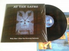 AT THE GATES - WITH FEAR I KISS THE BURNING DARKNESS (VINIL)