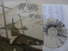 AT WAR - RETALIATORY STRIKE (VINIL)