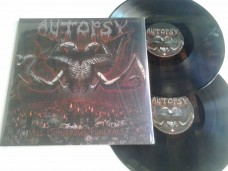 AUTOPSY - ALL TOMORROW'S FUNERALS - DUPLO (VINIL)