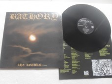BATHORY - THE RETURN (VINIL)