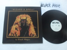 BLACK MAGIC - WIZARD'S SPELL (VINIL)