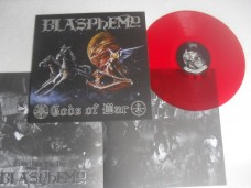 BLASPHEMY - GODS OF WAR (VINIL)