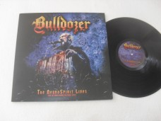BULLDOZER - THE NEUROSPIRIT LIVES (VINIL)