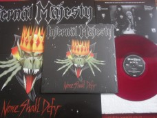 INFERNAL MAJESTY - NONE SHALL DEFY (VINIL)