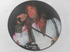 IRON MAIDEN - INTERVIEW - PICTURE (VINIL)