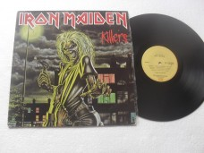 IRON MAIDEN - KILLERS (VINIL)
