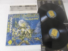IRON MAIDEN - LIVE AFTER DEATH - DUPLO - JAPONES (VINIL)
