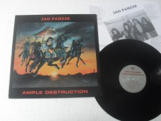 JAG PANZER - AMPLE DESTRUCTION (VINIL)