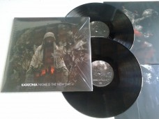 KATATONIA - NIGHT IS THE NEW DAY - DUPLO (VINIL)