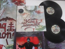 KING DIAMOND - HOUSE OF GOD - DUPLO (VINIL)