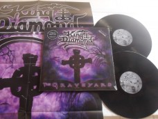 KING DIAMOND - THE GRAVEYARD - DUPLO (VINIL)