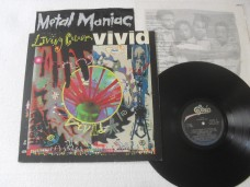 LIVING COLOUR - VIVID (VINIL)