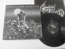 LIVING DEATH - BACK TO THE WEAPONS (VINIL)