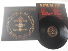 MPIRE OF EVIL - CREATURES OF THE BLACK (VINIL)