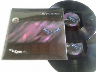MY DYING BRIDE - LIKE GODS OF THE SUN - DUPLO (VINIL)