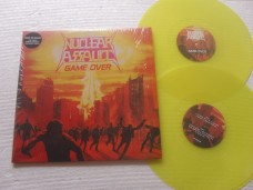 NUCLEAR ASSAULT - GAME OVER - DUPLO (VINIL)