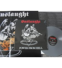 ONSLAUGHT - POWER FROM HELL (VINIL)