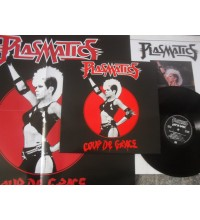 PLASMATICS - COUP THE GRACE (VINIL)