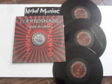 WHITESNAKE - MADE IN JAPAN - TRIPLO (VINIL)