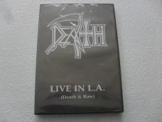 DEATH - LIVE IN L.A. (DEATH AND RAW) - (DVD)