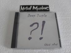 DEEP PURPLE - NOW WHAT?! (CD)