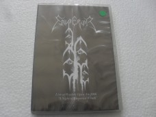 EMPEROR - LIVE AT WACKEN 2006 - 'A NIGHT OF EMPERIAL WRATH' - (DVD)