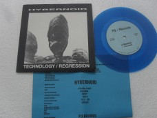 HYBERNOID - TECHNOLOGY REGRESSION (COMPACTO 7'')