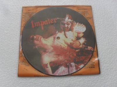 IMPALER - THE MUTANTS RISE AGAIN (COMPACTO 7'')