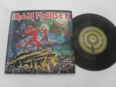 IRON MAIDEN - RUN TO THE HILLS (COMPACTO 7'')