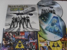 IRON MAIDEN - FLIGHT 666 - PICTURE DUPLO (VINIL)