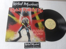 IRON MAIDEN - MAIDEN JAPAN EP (VINIL)