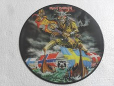 IRON MAIDEN - NORTHBLOOD - PICTURE (VINIL)