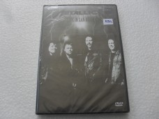 METALLICA  - LIVE IN SAN DIEGO - (DVD)
