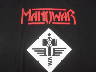 Manowar - Sign Of the Hammer (Camiseta)