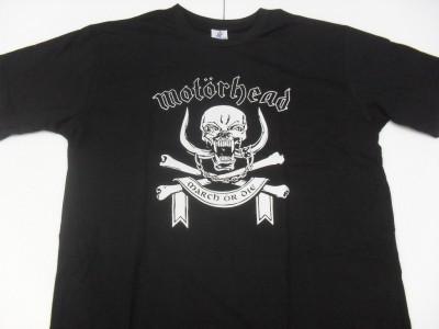Motorhead - March or Die (Camiseta)