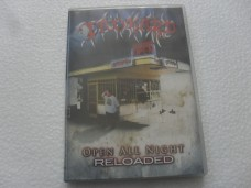 TANKARD - OPEN ALL NIGHT - RELOADED - (DVD)