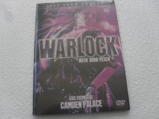 WARLOCK - LIVE FROM THE CAMDEN PALACE - (DVD)